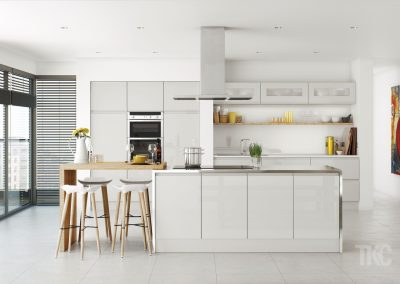 Designer Fitted Kitchens
