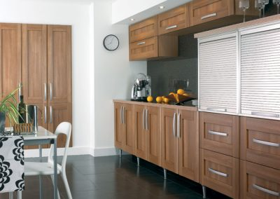 Factory kitchens